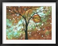 Framed Autumns Eve