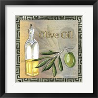 Olive Oil 2 Framed Print