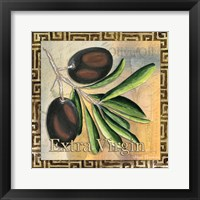 Framed Olive Oil 3