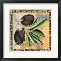Olive Oil 3 Framed Print