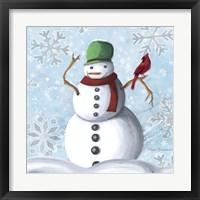 Winter Cheer 2 Framed Print