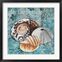 By the Seaside Framed Print