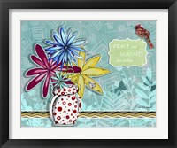 Framed Flower Pot 10