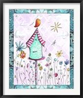 Bird House 2 Framed Print