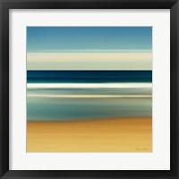 Framed Sea Stripes II