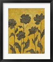 Framed Perennial Play I Crop