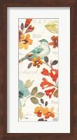 Framed Natures Palette Panel II
