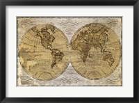 Framed Worldwide I