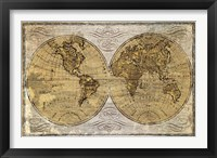 Framed Worldwide I