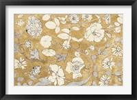 Framed Floral Joy II
