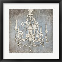 Luxurious Lights III Framed Print