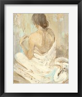 Abstract Figure Study II Framed Print