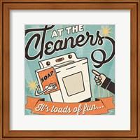 Framed Cleaners II