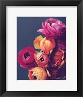 Framed Deep Blooms