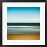 Framed Sea Stripes I