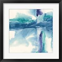 Framed Jewel Tones II