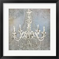 Framed Luxurious Lights II