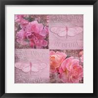 Fresh Rose II Framed Print