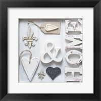 Framed Home Deco I