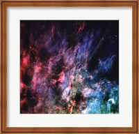 Framed Window-Curtain Structure of the Orion Nebula