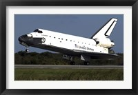 Framed Space Shuttle Endeavour 5