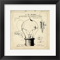 Industrial Design I Framed Print