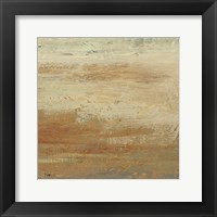 Siena Abstract II Framed Print
