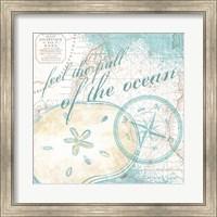 Framed Look to the Sea III