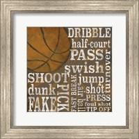 Framed All Star Sports IV