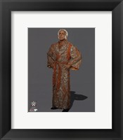 Framed Ric Flair Posed