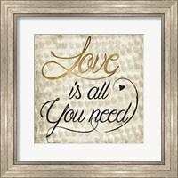 Framed Love Life I