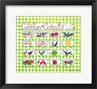 Framed Common Scents