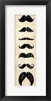 Framed Mustache