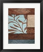 Simple Flow 1 Framed Print
