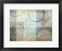 Paradise  Moon 1 Framed Print