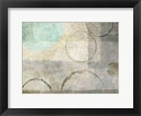 Paradise  Moon 2 Framed Print