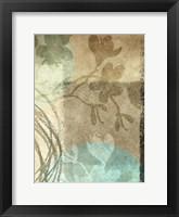 Paradise  Moon 7 Framed Print
