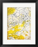 Splash Of Color 2 Framed Print