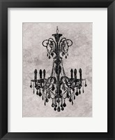 Framed Chandelier 2