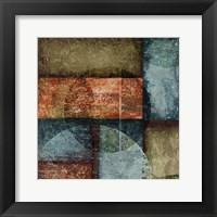 Square1 Framed Print