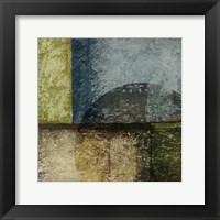 Square 3 Framed Print