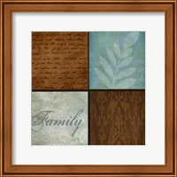Framed Patterns And Ferns 4 Pack 2
