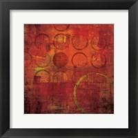Red Hot 1 Framed Print