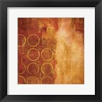 Red Hot 2 Framed Print