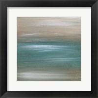 Aqua 1 Framed Print