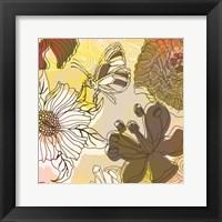 Framed Silhouette Garden 2