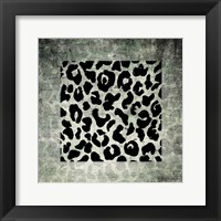 Framed Animal Instinct Leopard