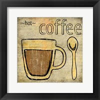Coffee 1 Framed Print