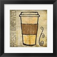 Coffee 2 Framed Print