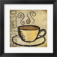 Coffee 3 Framed Print